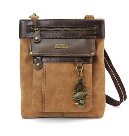 Chala Gemini Crossbody Brown Fox