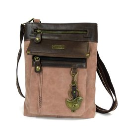 Chala Gemini Crossbody Dusty Rose Bird