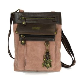 Chala Gemini Crossbody Dusty Rose Sea Turtle