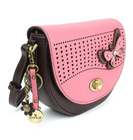 Chala Half Moon Crossbody Butterfly