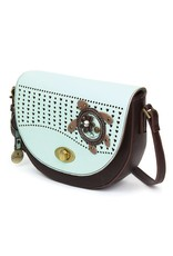 Chala Half Moon Crossbody Turtle