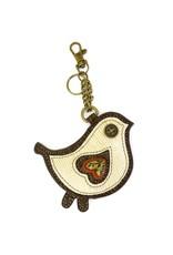 Chala Key Fob Bird I