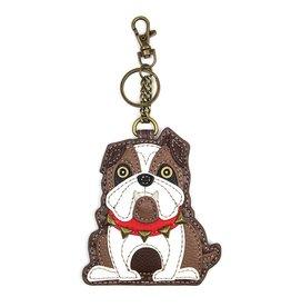 Chala Key Fob Bulldog