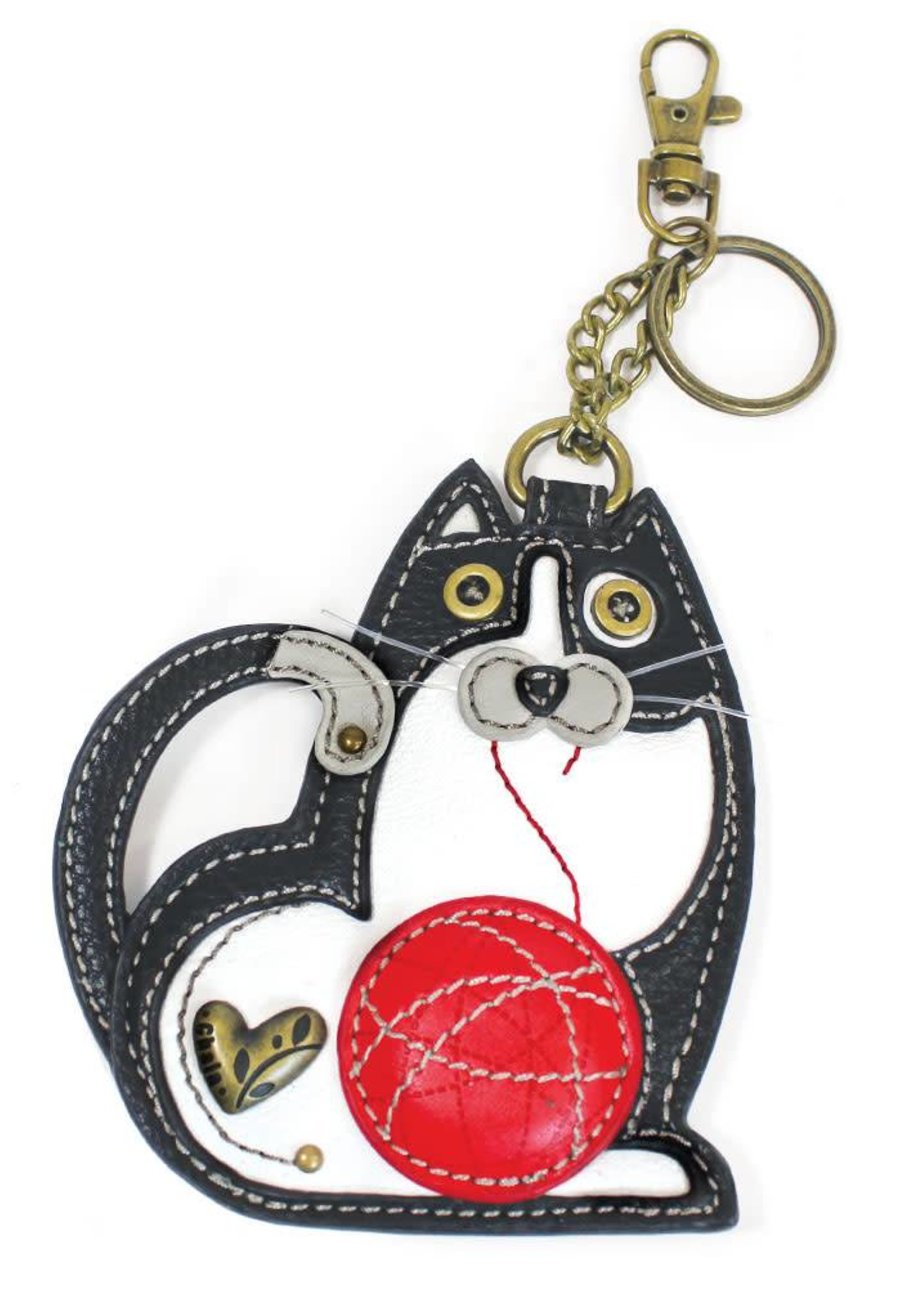 Chala Key Fob Fat Cat