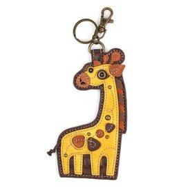 Chala Key Fob Giraffe