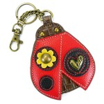Chala Key Fob Ladybug