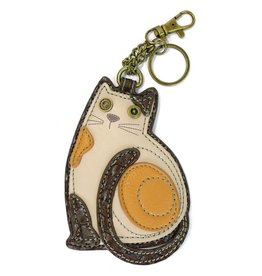 Chala Key Fob LaZzy Cat