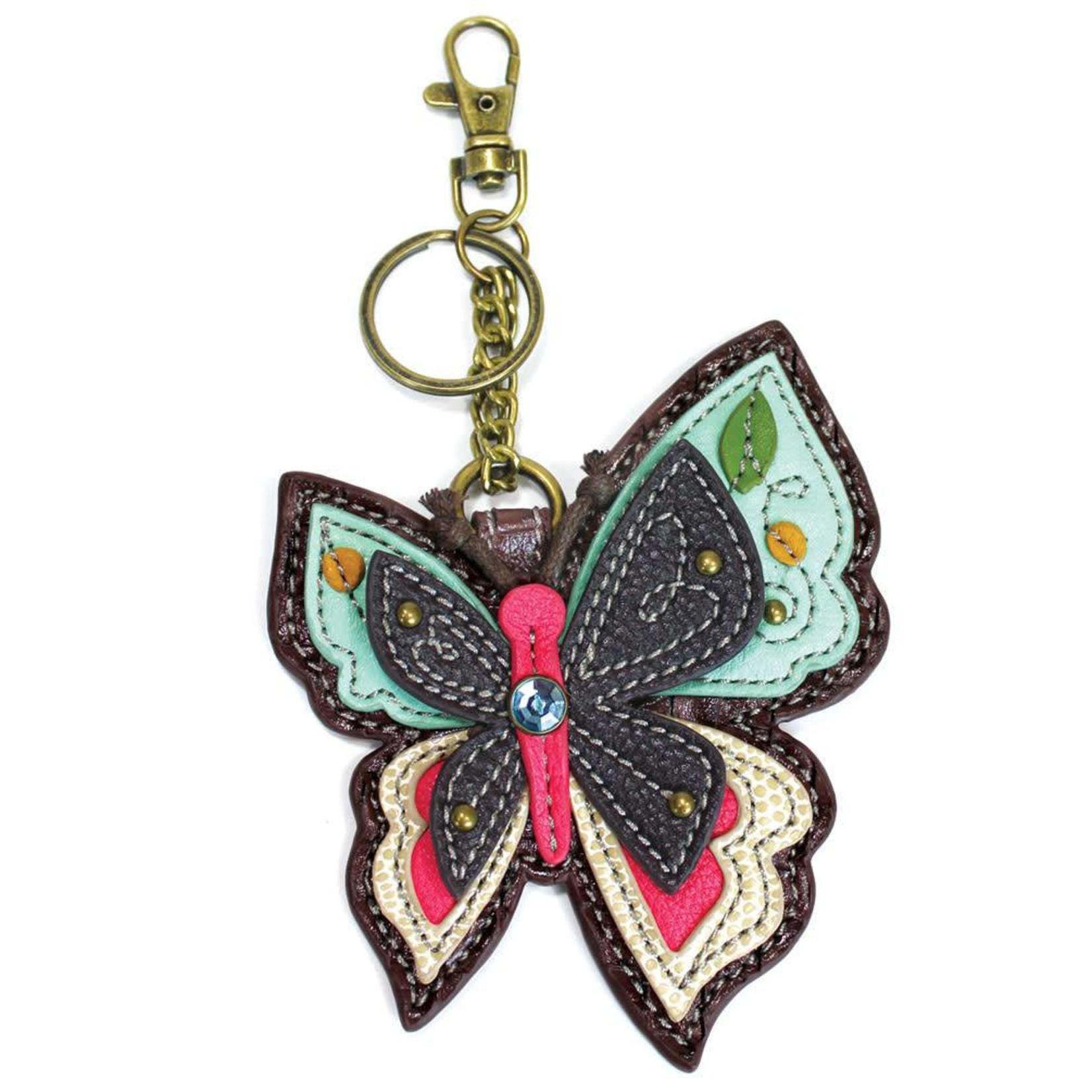 Chala Key Fob New Butterfly
