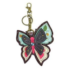Chala Key Fob New Butterfly