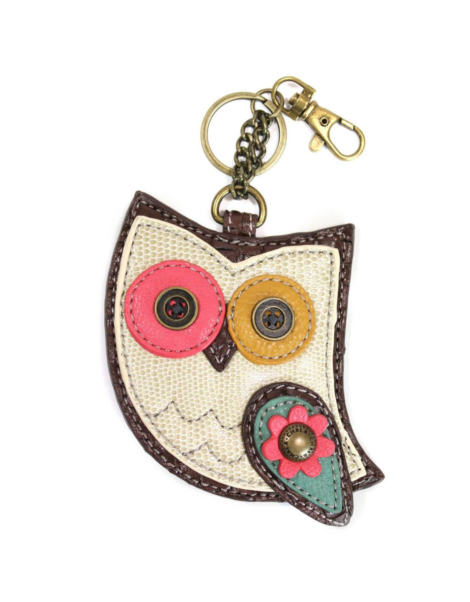Chala Key Fob Owl II