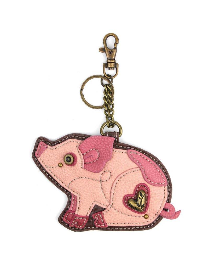 Chala Key Fob Pig