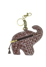 Chala Key Fob Pink Elephant