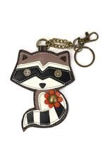 Chala Key Fob Raccoon