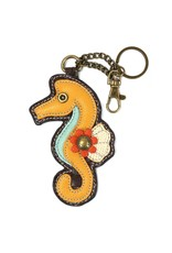 Chala Key Fob Seahorse