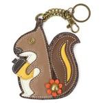 Chala Key Fob Squirrel