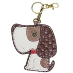 Chala Key Fob Toffy Dog