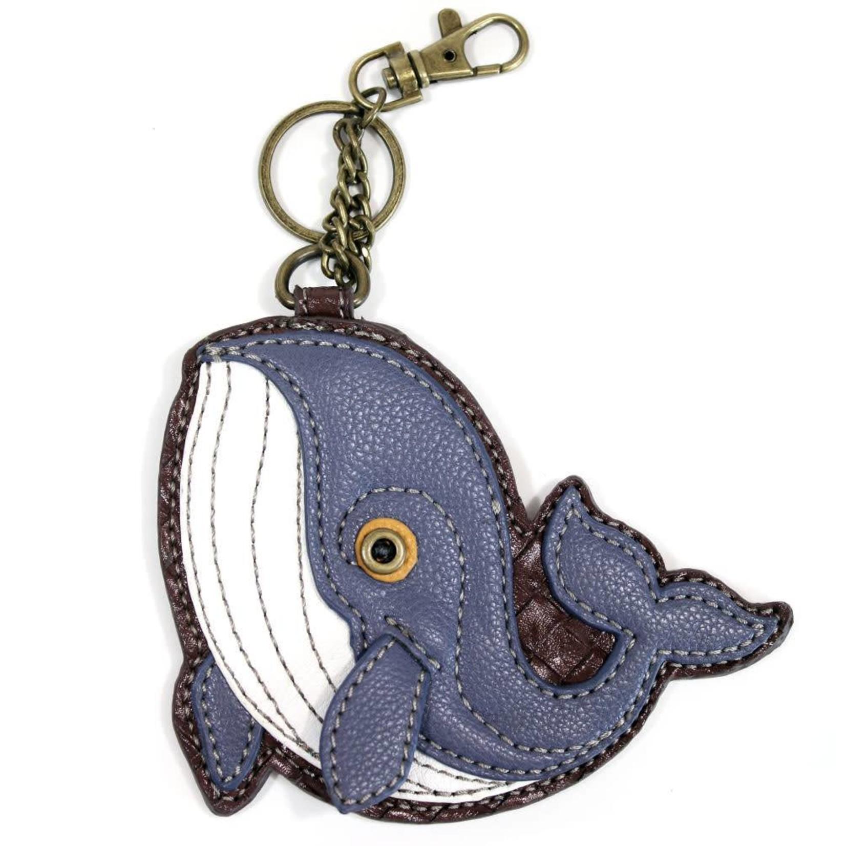 Chala Key Fob Whale