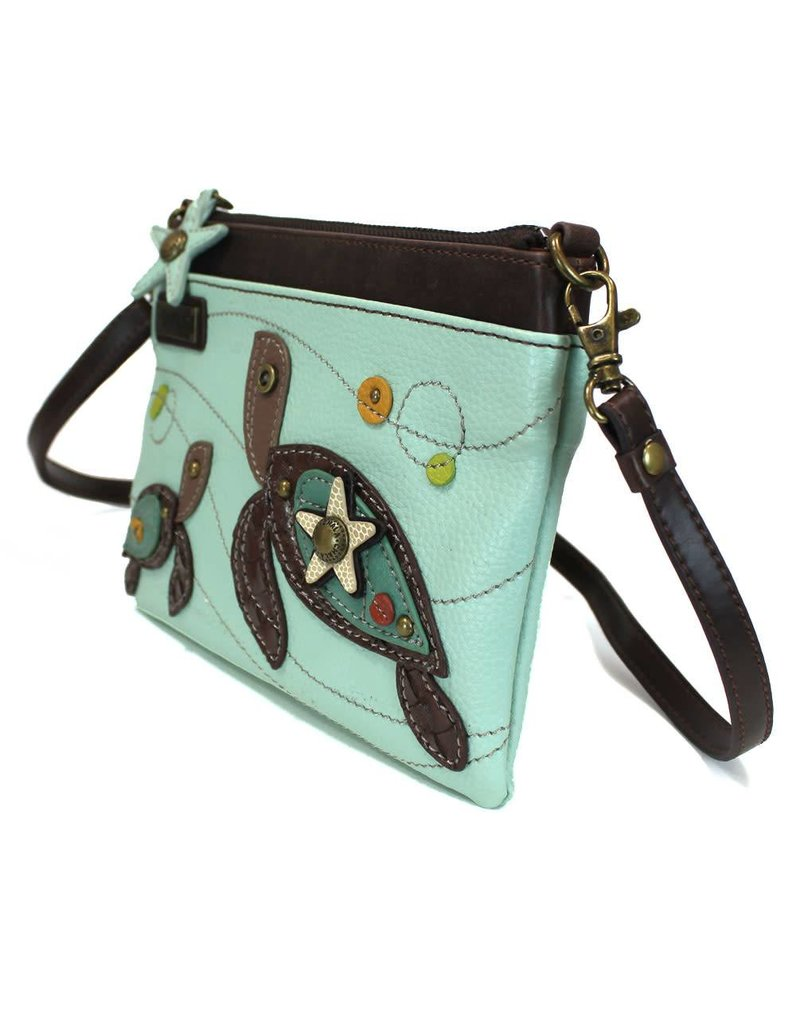 Chala Mini Crossbody 2 Turtles