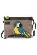 Chala Mini Crossbody Blue Parrot