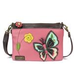 Chala Mini Crossbody New Butterfly Pink