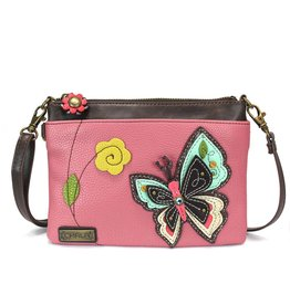 Chala Mini Crossbody New Butterfly Pink