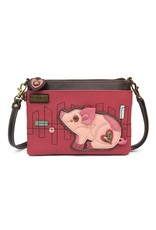 Chala Mini Crossbody Pig