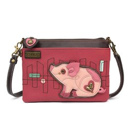 Chala Mini Crossbody Pig