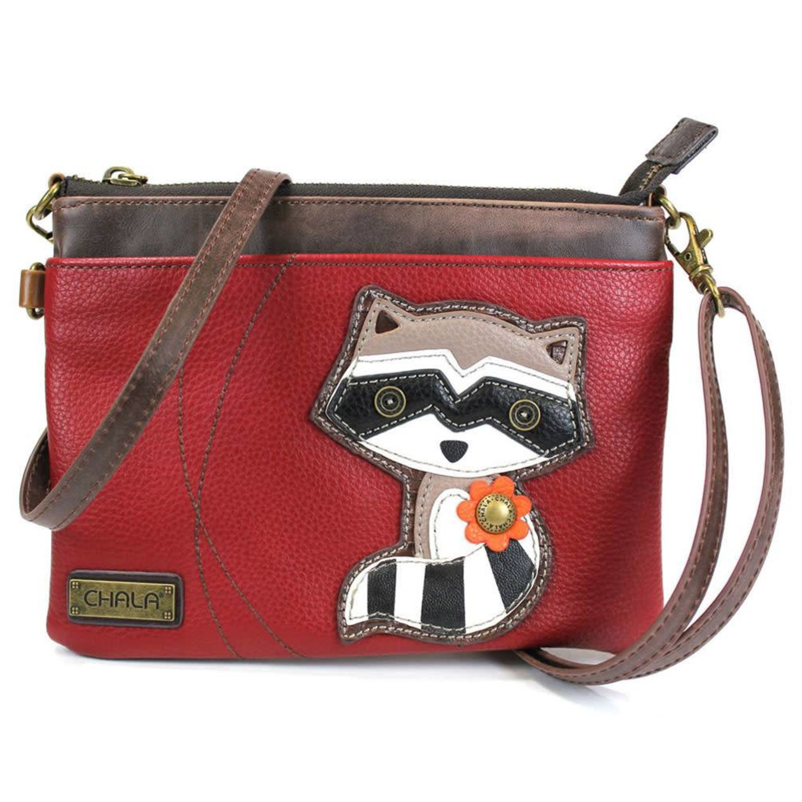 Chala Mini Crossbody Raccoon