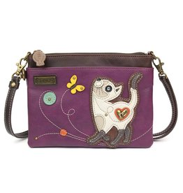 Chala Mini Crossbody Slim Cat