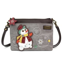 Chala Mini Crossbody Snowman