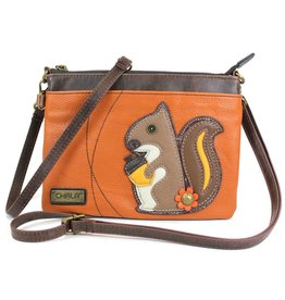 Chala Mini Crossbody Squirrel