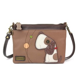 Chala Mini Crossbody Toffy Dog