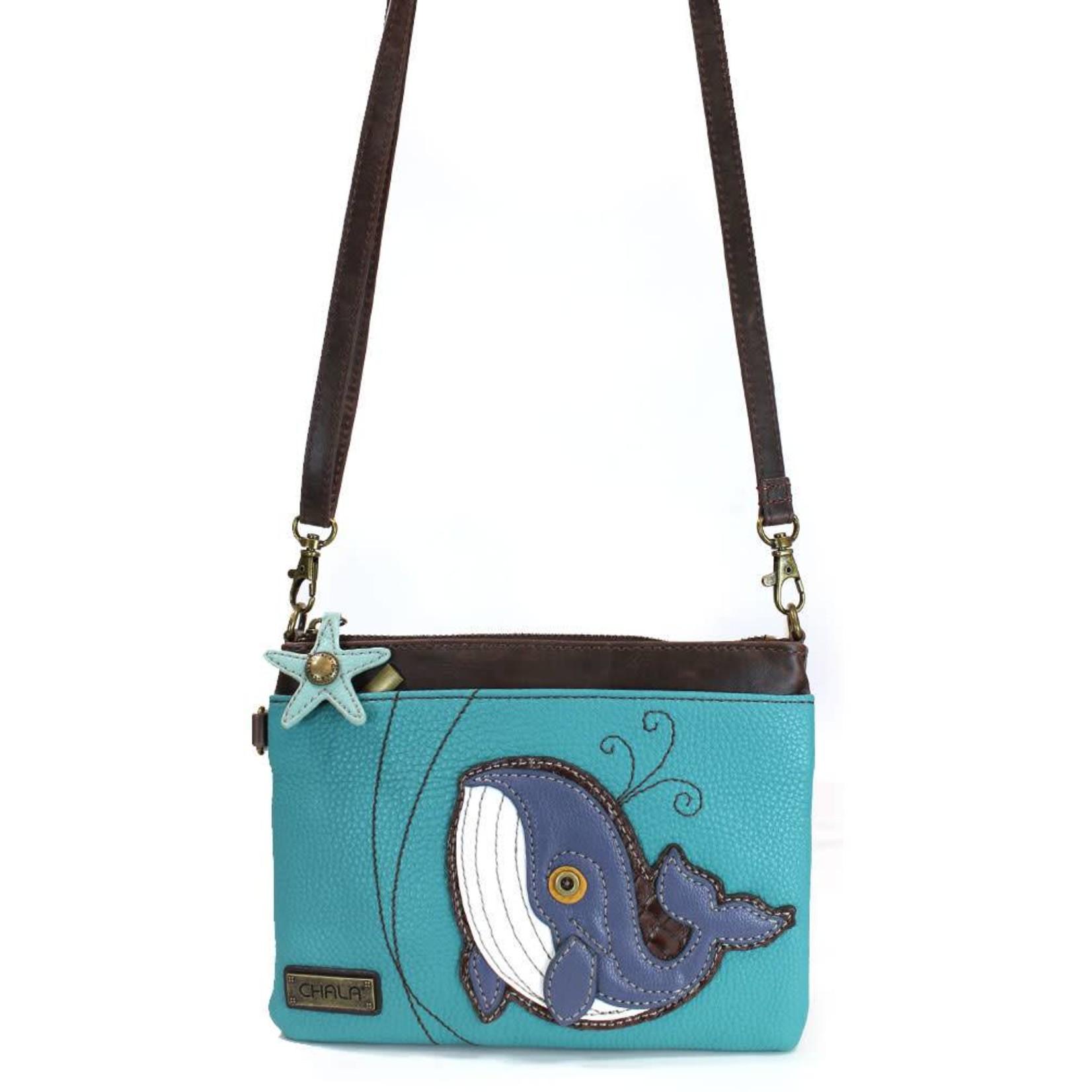 Chala Mini Crossbody Whale