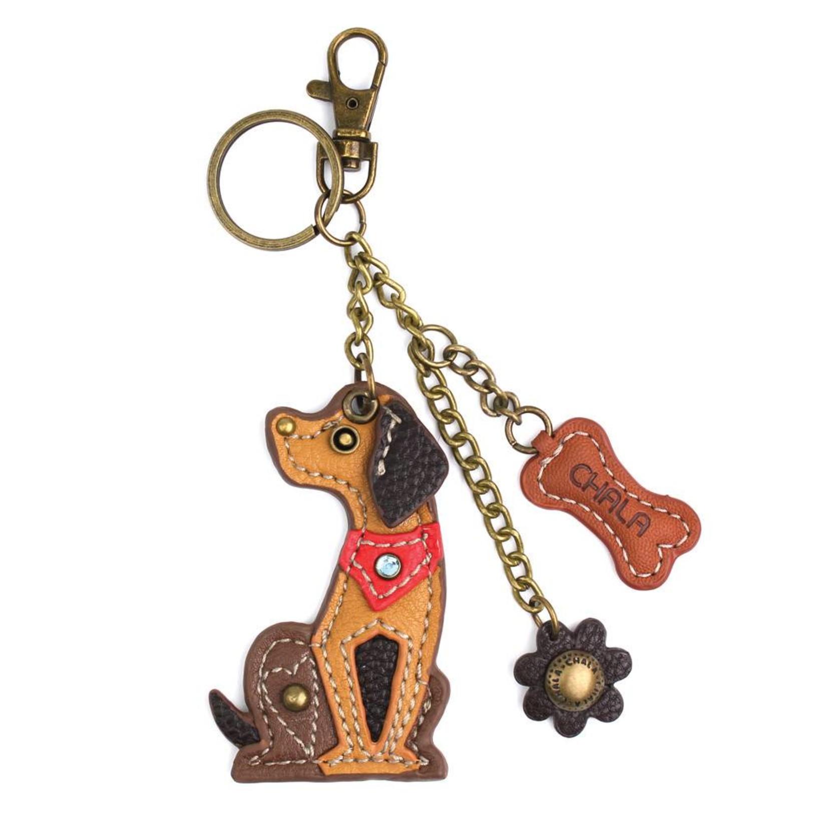 Chala Mini Keychain Dog