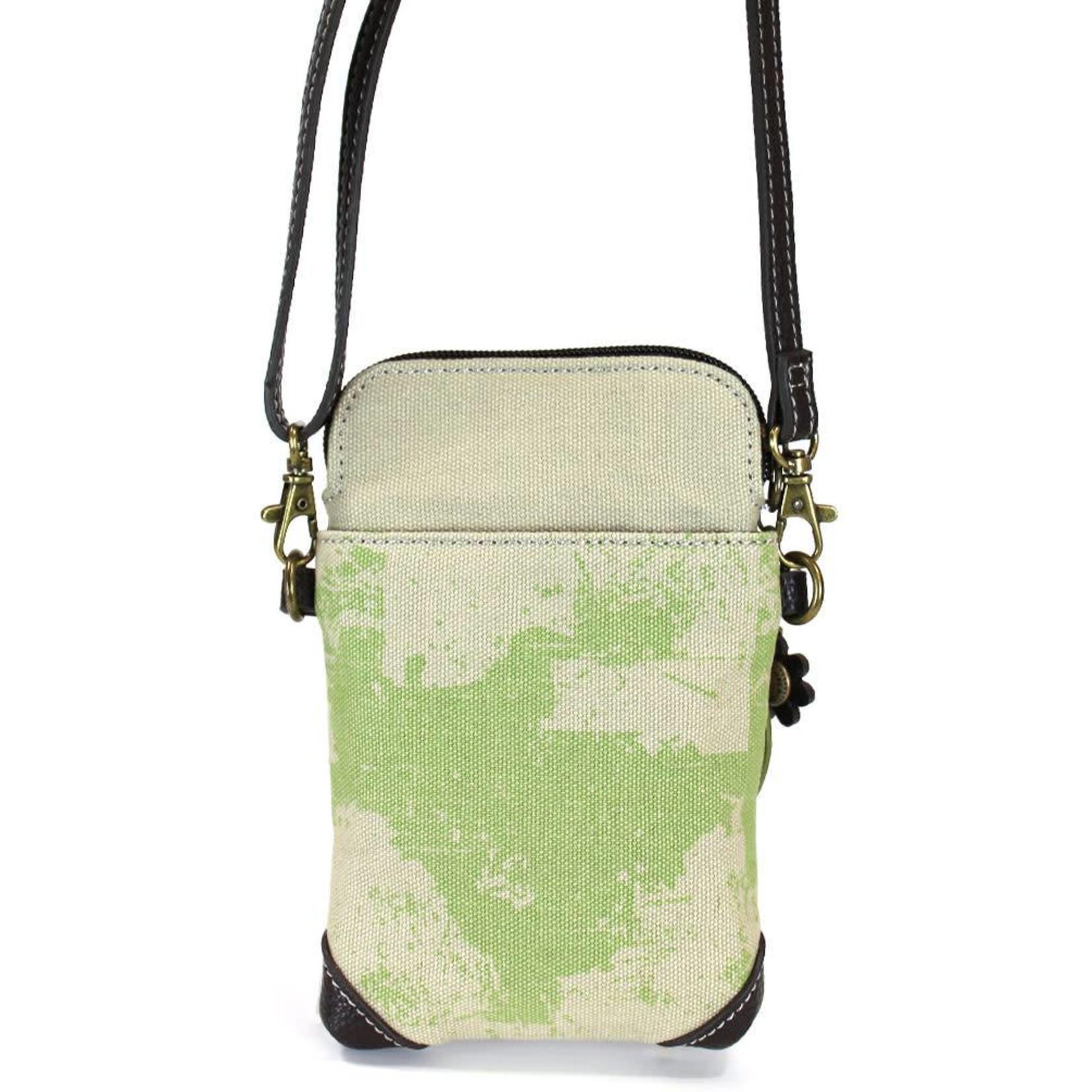 Chala Safari Western Horse Cellphone Crossbody Handbag