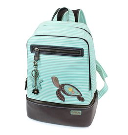 Chala Stripe Backpack Turtle