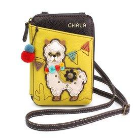 Chala Wallet Crossbody Llama