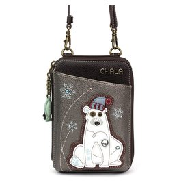 Chala Wallet Crossbody Polar Bear
