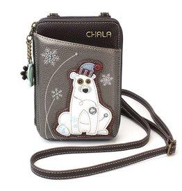Chala Wallet Crossbody Polar Bear