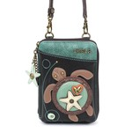 Chala Wallet Crossbody Turtle