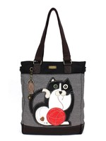 Chala Work Tote Fat Cat