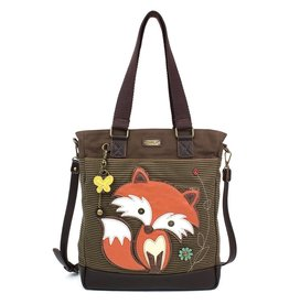 Chala Work Tote Fox
