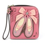 Chala Zip Around Wallet Ballerina