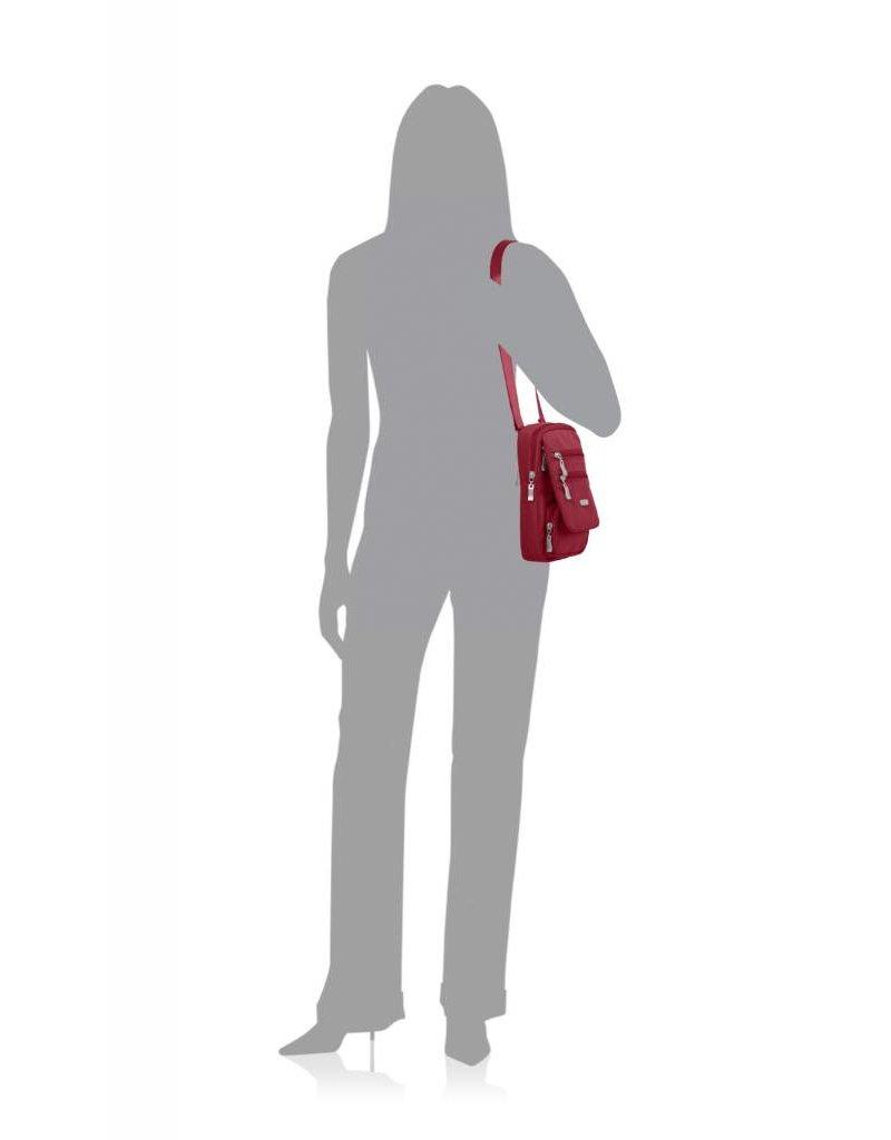 RFID Journey Crossbody Bagg Apple