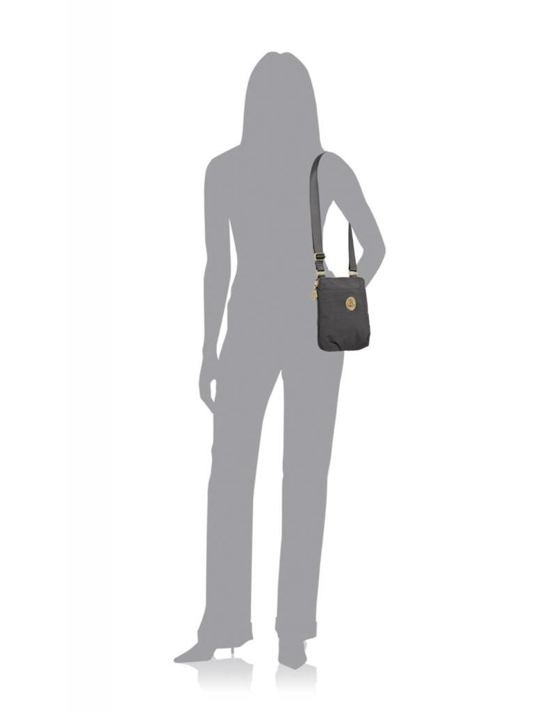 Baggallini RFID Mini Hanover Portobello