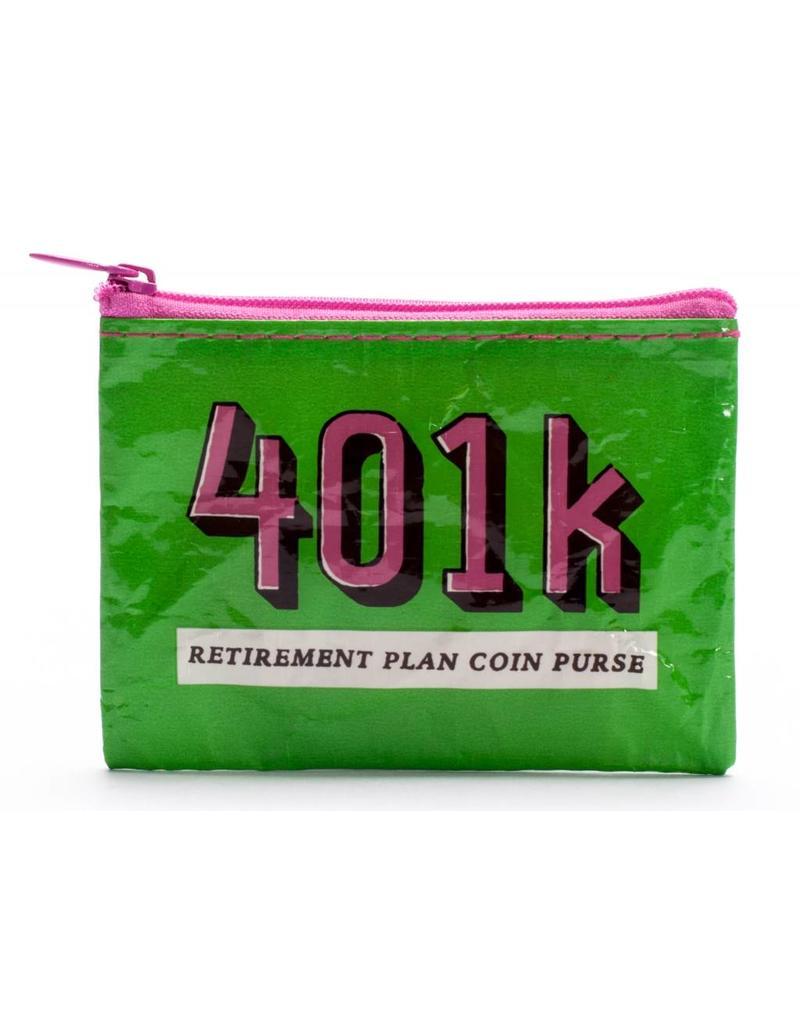 Blue Q Coin Purse 401K
