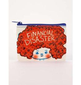 Coin Purse Financial Disaster