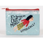 Blue Q Coin Purse - Out of Money Experience
