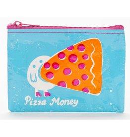 Coin Purse Pizza Money