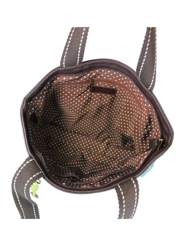 Chala Big Tote Hummingbird